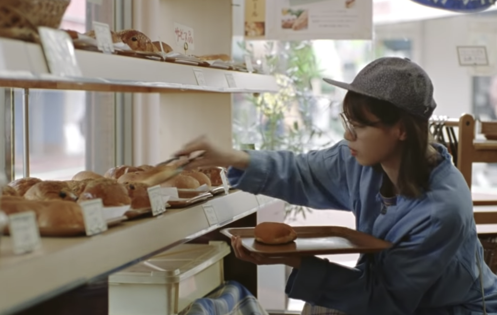 「クリームパンめっちゃ買うたろ」という西野七瀬さん